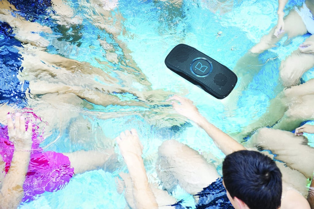 SuperStar BackFloat Waterproof Bluetooth Speaker