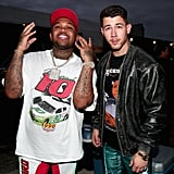 DJ Mustard and Nick Jonas