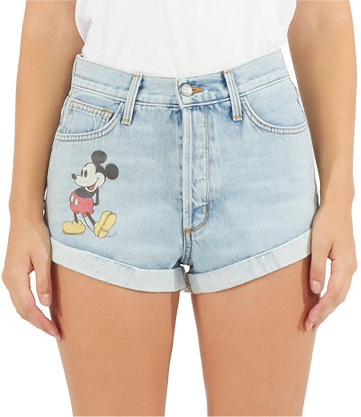a6de116577 Disney Mickey Mouse Denim Shorts by SIWY | Disney Fashion Gifts ...