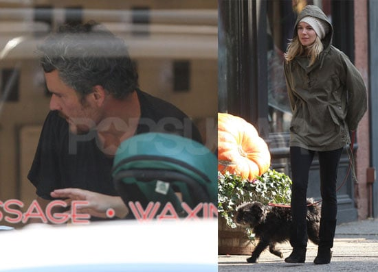 Photos of Sienna Miller With Balthazar Getty in NYC