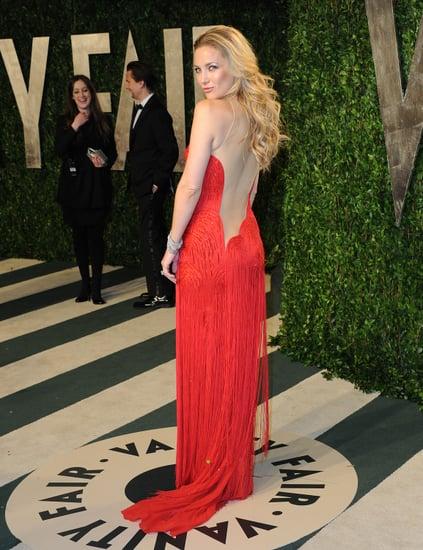 The Sexiest Red Carpet Looks from the 2012 Oscars: Angelina Jolie, Jennifer Lopez, Irinia Shaik & more Make the Grade: