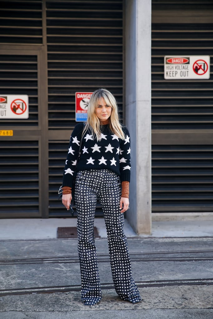 When Mixing the Same Print, Make Sure They Vary in Size