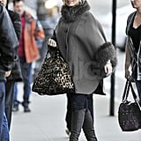 Pictures of Jessica Simpson in NYC