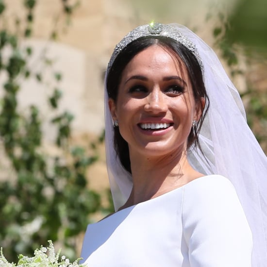 Meghan Markle Wedding Day Foundation Dior Face and Body