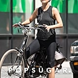 When She Rode Her Bike While Probably Listening to a Really Interesting Podcast