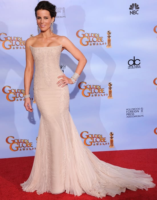 Best Dressed British from the 2012 Golden Globes