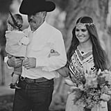 Father/Daughter Wedding Pictures