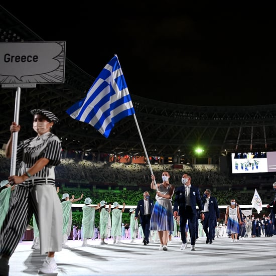 Why Greece Enters First in the Olympic Parade of Nations