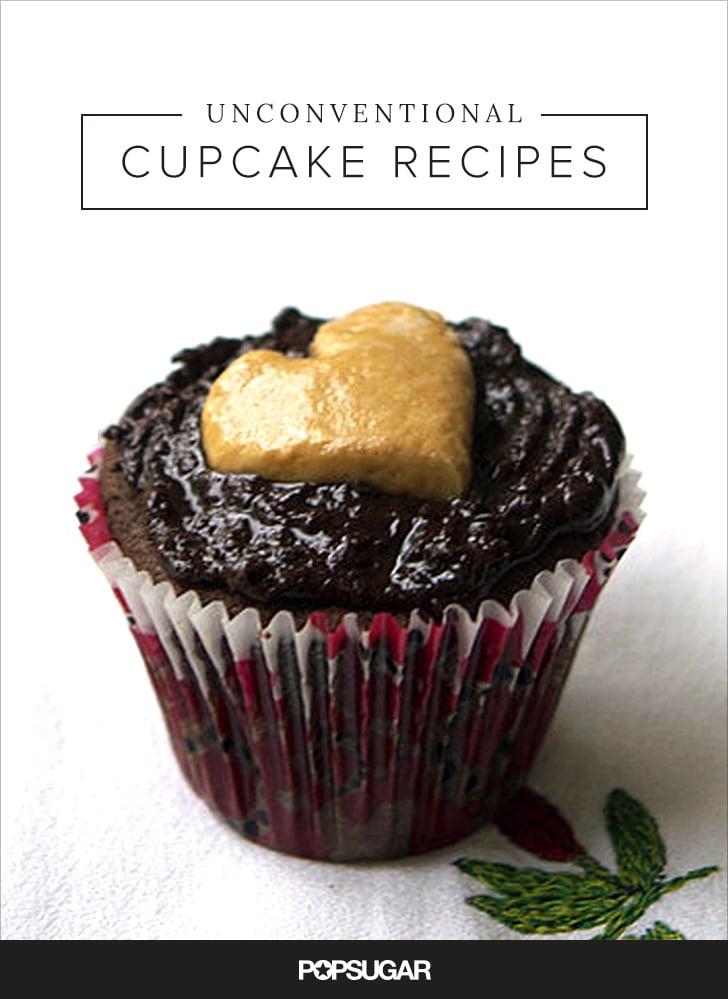 15 Unconventional Cupcake Recipes