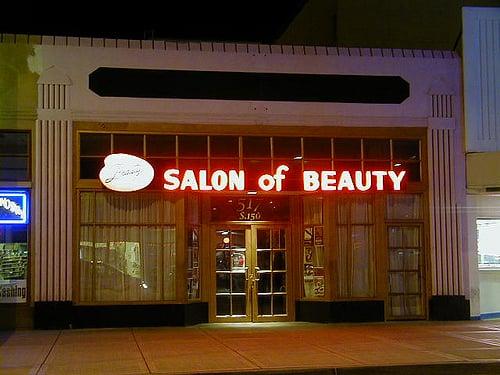 The Dream: Salon Visit