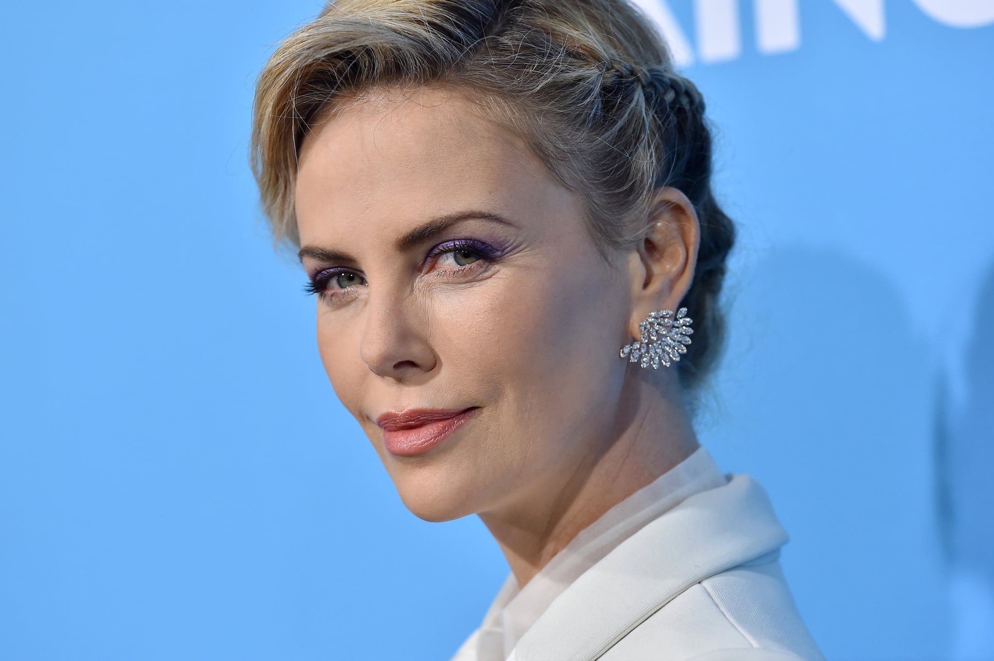 LOS ANGELES, CA - MARCH 06:  Actress/producer Charlize Theron attends the World Premiere of 'Gringo' at Regal LA Live Stadium 14 on March 6, 2018 in Los Angeles, California.  (Photo by Axelle/Bauer-Griffin/FilmMagic)