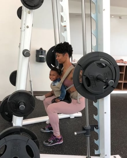 Massy Arias Strength Workout With Baby