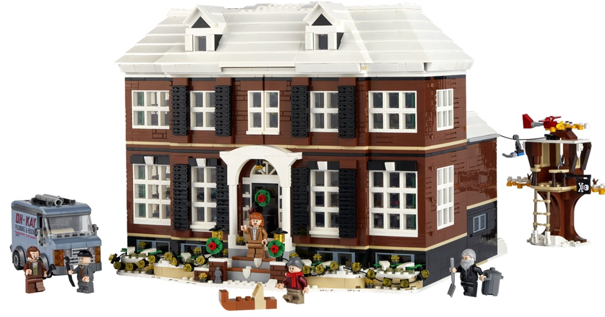 Lego's 4,000-Piece Home Alone Set Is Loaded With Kevin McCallister's Best Booby Traps.jpg