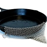 The Secret Cast Iron Skillet Cleaner