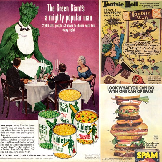 A Look Back: Funny Food Ads From the 1900s