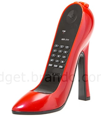 High-Heel Phone: Love It or Leave It?