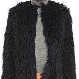 By Malene Birger Kancas Faux Fur Coat ($995)