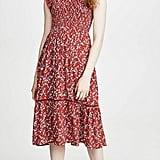 Lost + Wander Pick Me Midi Dress