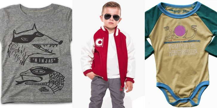 Cool Boys Clothes At Little Dudes Only Popsugar Family
