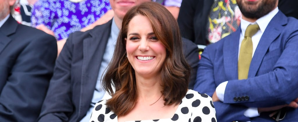 It's Clear That Wimbledon Is Kate Middleton's Happy Place