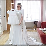 Hilary Duff's Jenny Packham Wedding Dress Video