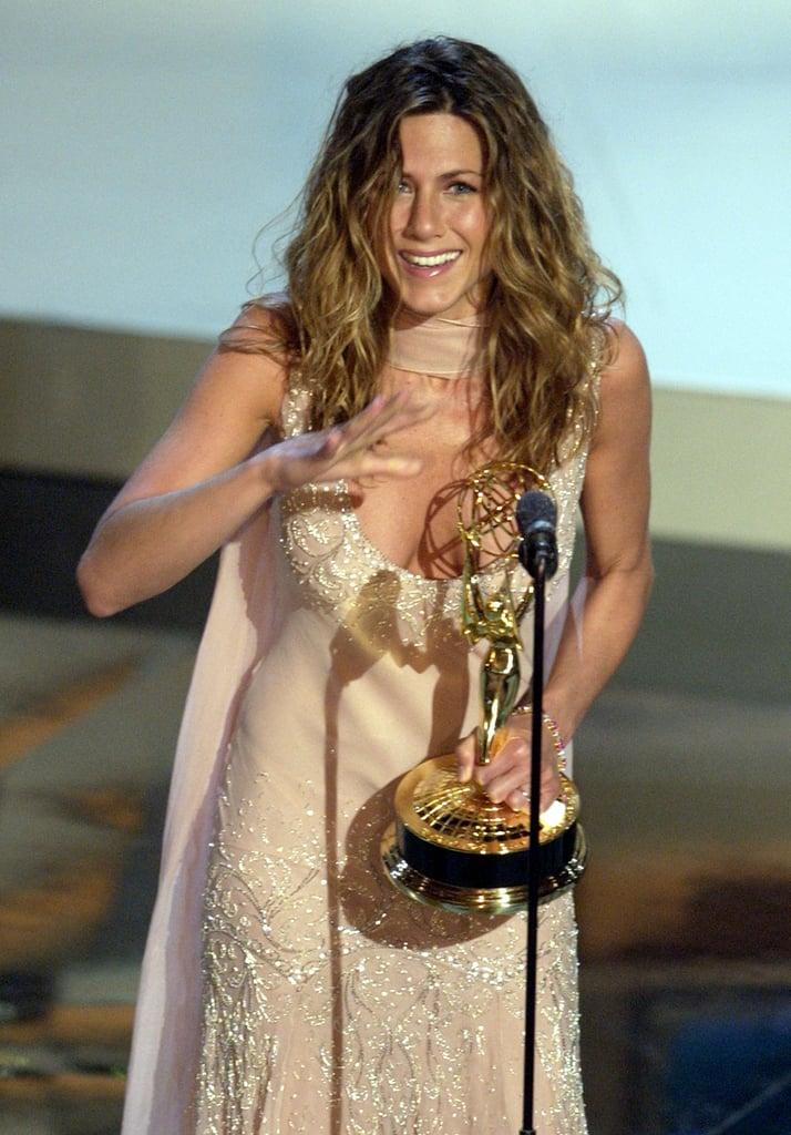 2002 — Jennifer Aniston