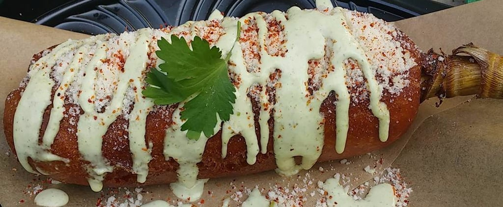 This Is Not a Drill: Disneyland Has Deep-Fried Elote, and It Looks Magnificent