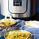 Easy Vegetarian Recipe: Instant Pot Indian Lentils