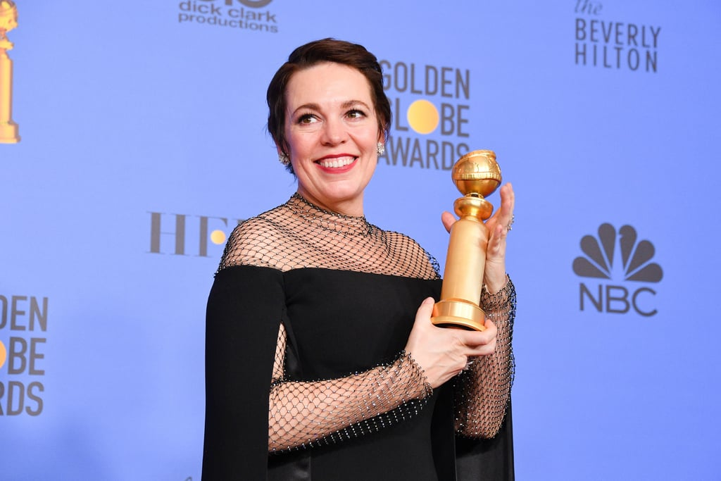 Who is Olivia Colman?