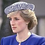 Meghan Markle Wears Princess Diana Earrings and Bracelet