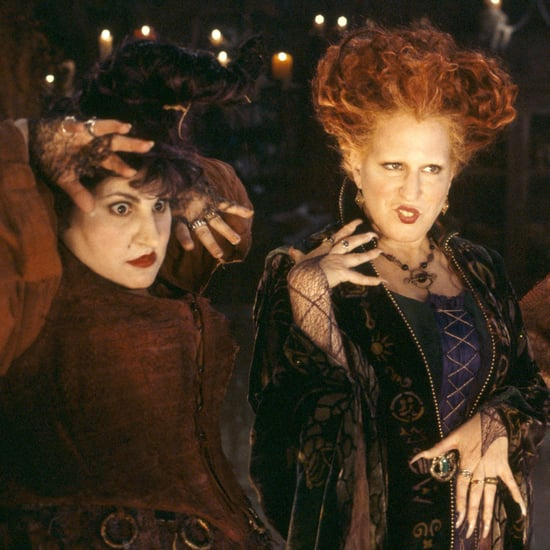 Hocus Pocus Halloween Makeup Tutorials