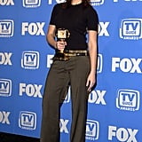 Jessica Alba Pictured in 2001