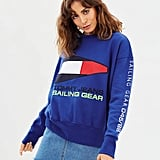 Tommy Jeans '90s Sailing Logo Crew Sweatshirt ($179)