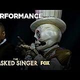 Watch Skeleton perform!
