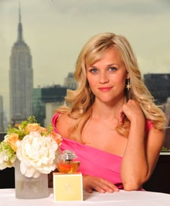 Beauty Byte: Reese Enters the Bloomin' Fragrance Biz
