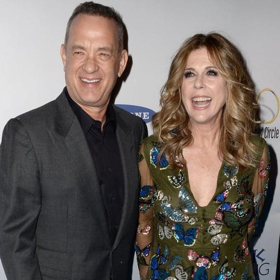 Tom Hanks at My Big Fat Greek Wedding 2 NYC Premiere