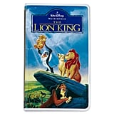 The Lion King VHS Case Journal