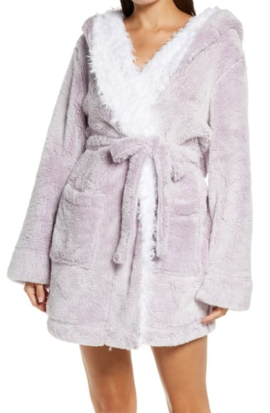 Honeydew Intimates Be Mine Hooded Robe