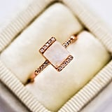 Vero Ring in Rose Gold