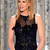 Nicole Kidman With a Blunt, Medium Haircut