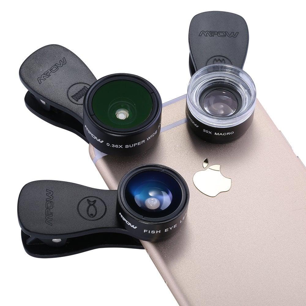 iPhone Camera Lens System