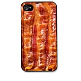 OK, this bacon iPhone case ($17) might be a little too real.