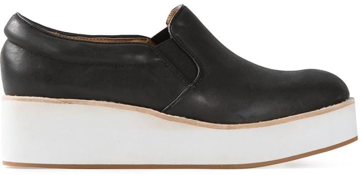 Jeffrey Campbell Flatform Loafers ($162)