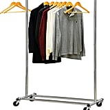 Simple Houseware Heavy Duty Clothing Garment Rack