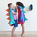 Dinosaur Costume Capes