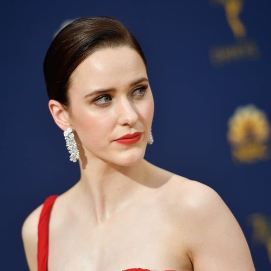 Rachel Brosnahan Oscar de la Renta Dress at the 2018 Emmys