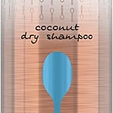 Hair Food Coconut Sulfate Free Nourishing Dry Shampoo