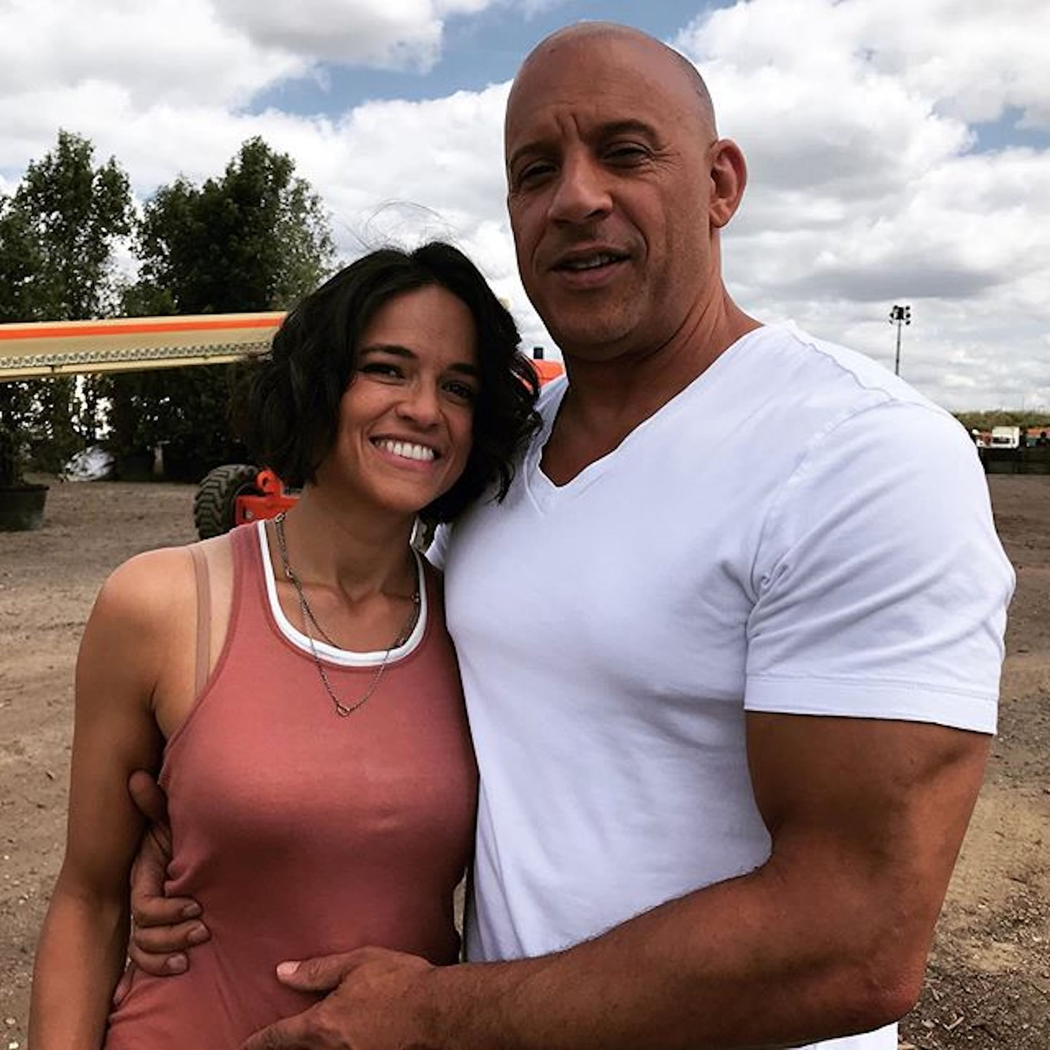 Fast and Furious 9 Behind-the-Scenes Pictures | POPSUGAR Entertainment UK