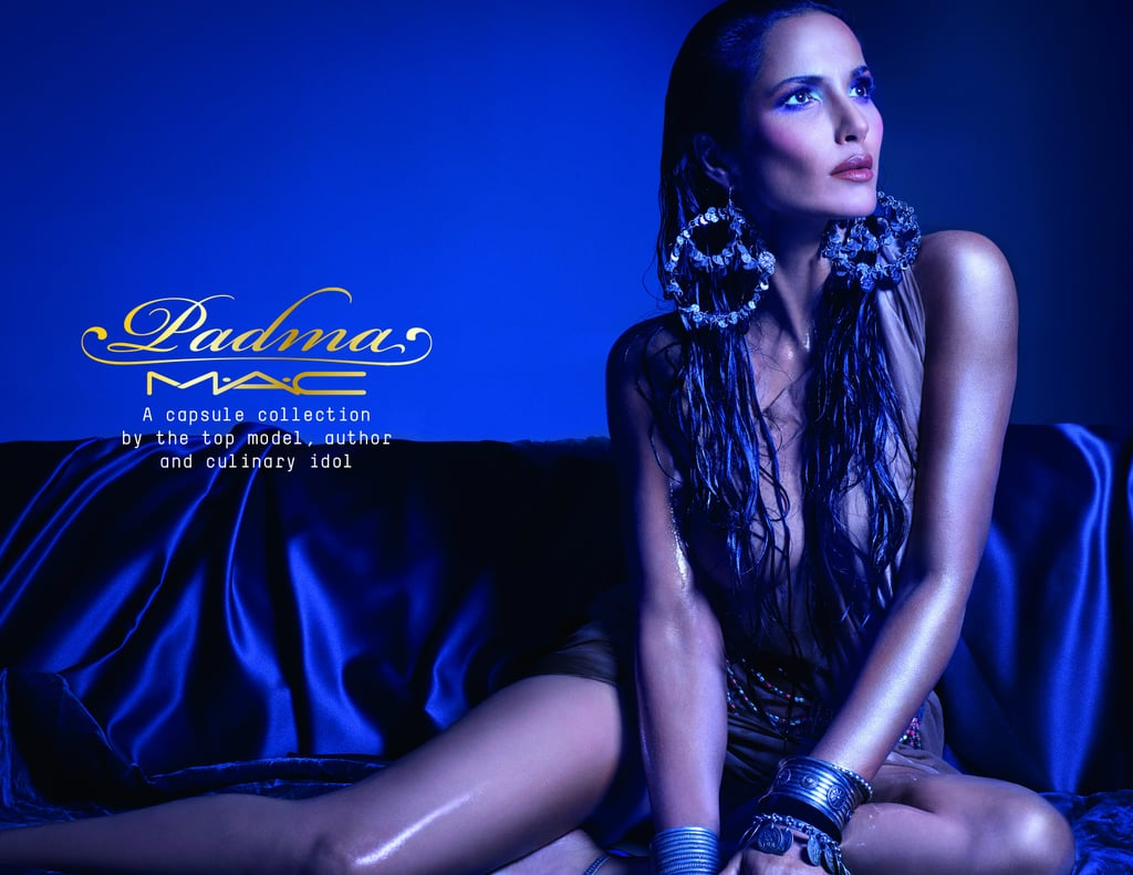 Padma Lakshmi Will Drop a Ridiculously Sexy Collab With MAC That'll Make You Blush