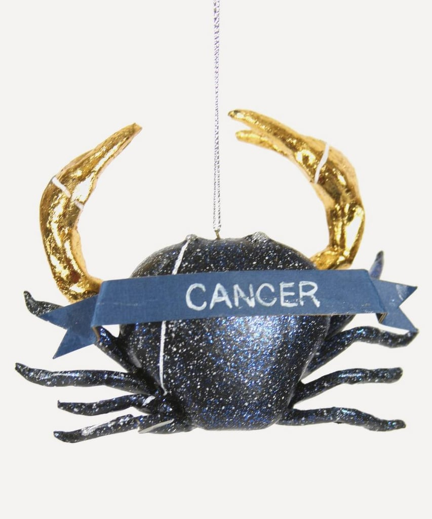 Liberty London Cancer Ornament